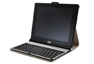 Writer iPad 2, iPad 3, iPad 4 Case with Bluetooth Keyboard