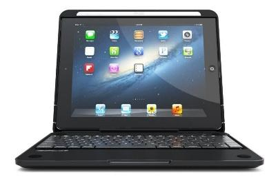 Crux360 iPad 2, iPad 3, iPad 4 Case with Bluetooth keyboard
