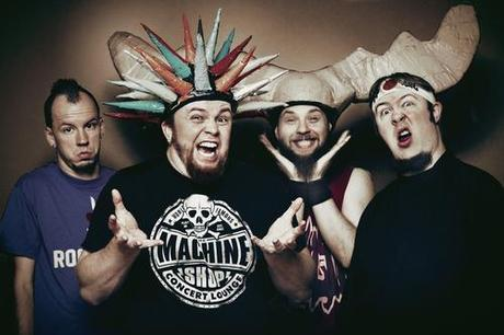 "PSYCHOSTICK Posts New Music Video ""Dogs Like Socks"""