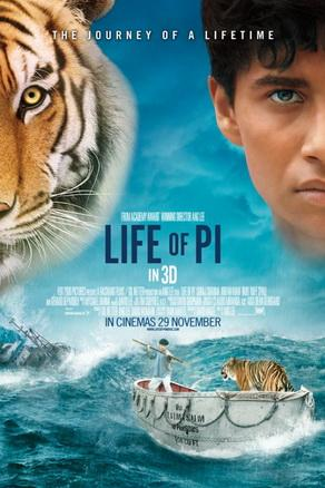 Best Picture Nominee - The Life Of Pi