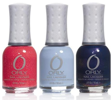 Orly Hope and Freedom Festive Collection For Spring 2013