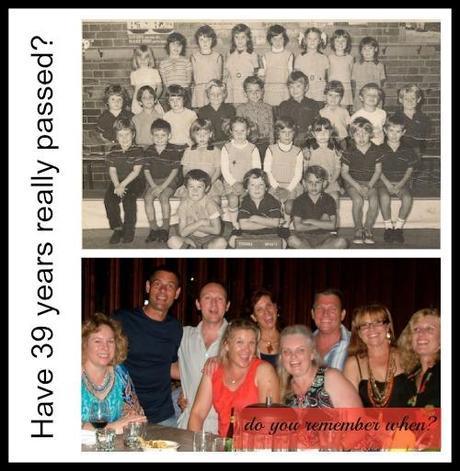 A school reunion story – when time flies