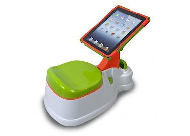 iPotty: Toilet Training... Now With Added iPad