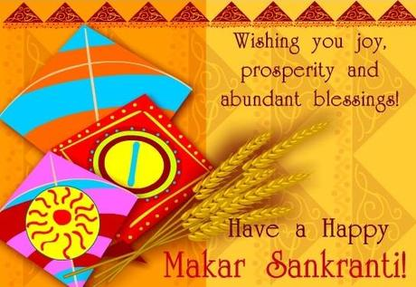 Happy Makar Sankranti !!