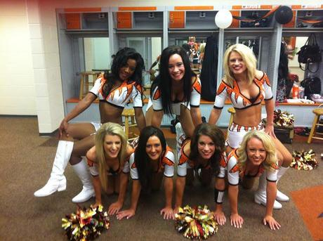 Cincinnati Bengals Cheerleaders