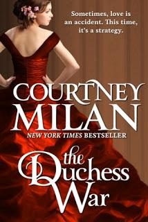 Book Review: The Duchess War by Courtney Milan