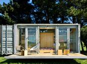 Port-a-bach Shipping Container Retreat Atelierworkshop