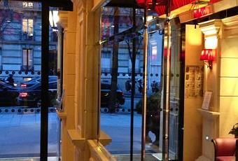 hotel champs elys es mac mahon originality and elegance in the heart of paris paperblog. Black Bedroom Furniture Sets. Home Design Ideas