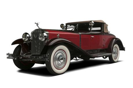 1929 Isotta-Fraschini Tippo 8A SS Castagna Roadster