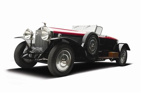 1925 Isotta-Fraschini Tipo 8A S Boattail Roadster by Corsica
