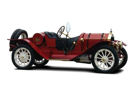 1913 Fiat Tipo 55 Speed Car
