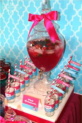 A Quot Beauty Spa Themed Party By Styled By Belle Paperblog