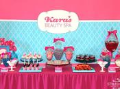 """""""Beauty Spa: Themed Party Styled Belle"""