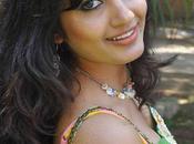 Madhavi Latha Sexy Pics Cleavage Show