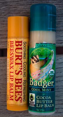 Badger Vs Burt's Bees