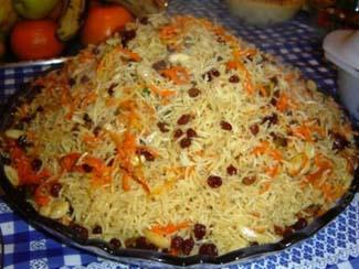 Colored Fragrant Rice