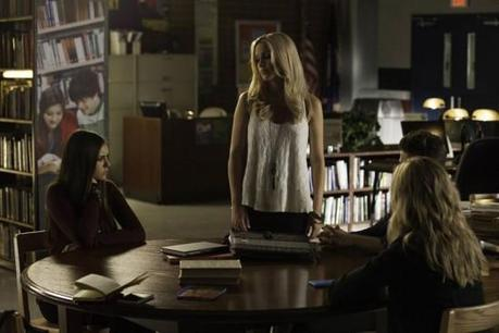 "Review #3917: The Vampire Diaries 4.10: ""After School Special"""
