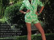 Lais Ribeiro Garance Doré Vogue Brazil January 2013
