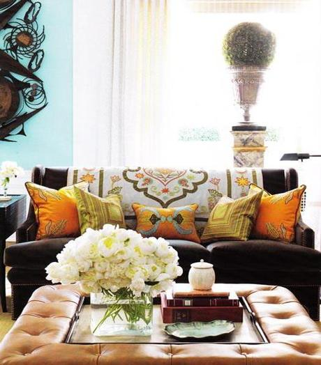 Decorating With Tufted Furniture Paperblog