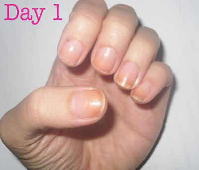 Day 1: Nail Varnish Ban!!!