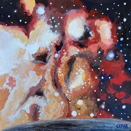 fiery stardust