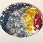experimenting with recycled glass frit
