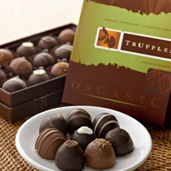 {Organic Wednesday} Lake Champlain Chocolates