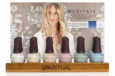 Sparitual Meditate Collection For Spring 2013