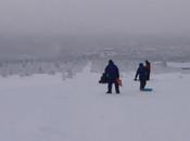 Longest Toboggan Lapland!