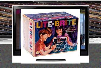 photo relating to Printable Lite Brite Templates identified as Printable Lite Brite Templates For Downloads - Paperblog