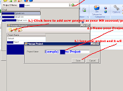 Create Project Magic Submitter