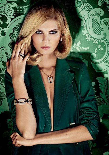 Maryna Linchuk and Lars Burmeister for Joop! Spring 2013 campaign 4