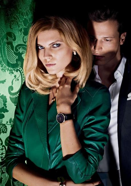 Maryna Linchuk and Lars Burmeister for Joop! Spring 2013 campaign 6