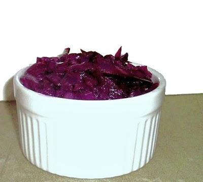 Crack Red Cabbage
