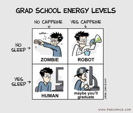 How I Survived Grad School