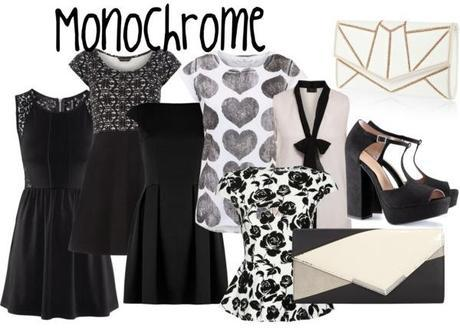 2013 Trend- Monochrome and stripes