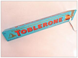 Toblerone Crunchy Salted Almonds