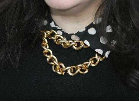 Wednesday: Gold Accents