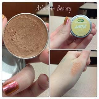 Preview: Lush Latte Lip Tint