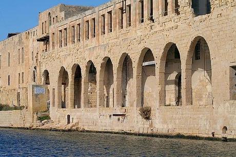 The Lazzaretto, Manoel Island, Gzira, Malta