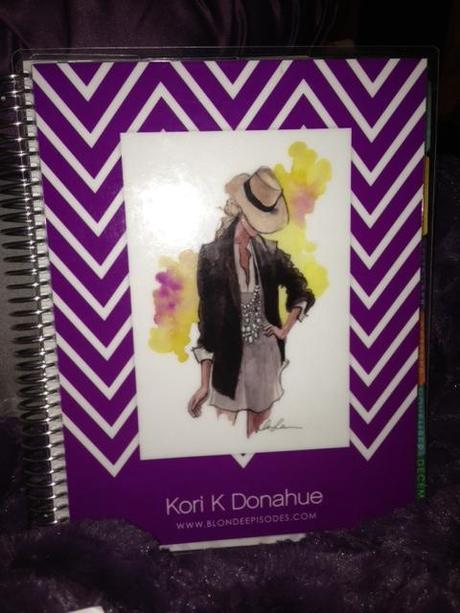 7 Days of Love--Day 3: Erin Condren Life Planner