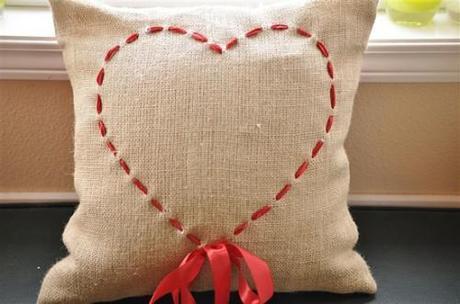 10 Valentine Pillows