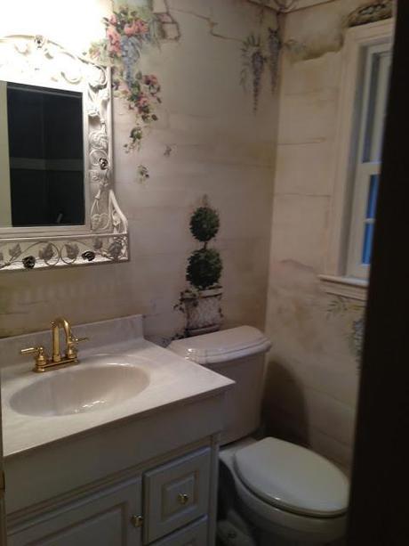 Bathroom Renovation - Picking Finishes