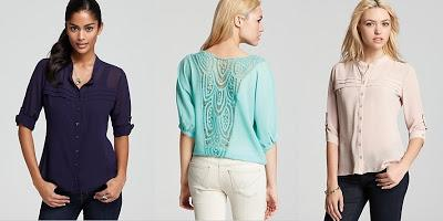 New Spring 2013 Looks from Olive & Oak