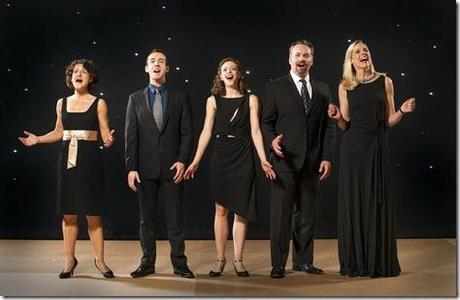 Review: A Grand Night for Singing (Mercury Theater)