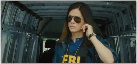International Trailer For The Heat Starring Sandra Bullock And Melissa McCarthy