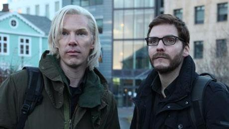 The Man Who Sold The World - Cumberbatch does Assange