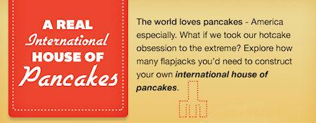 Build A Literal International House Of Pancakes