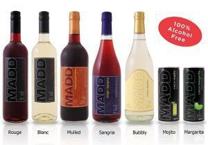 MADD virgin drinks