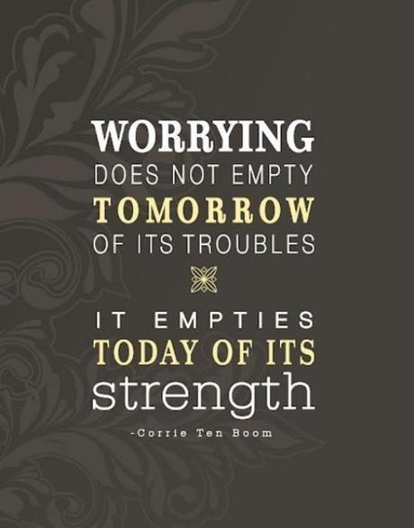 Thoughtful Thursday: 24.01.2013